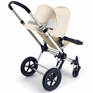 Bugaboo Cameleon Breezy CANVAS Canopy in Off White