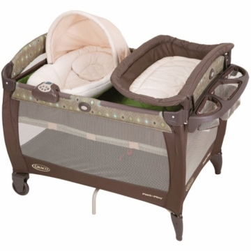 Graco Pack 'n Play Playard Montreal w/Newborn Napper 9D06MTL (2008)