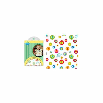Neat Solutions Disposable Bibs - 12 Pack