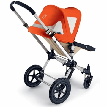 Bugaboo Cameleon Breezy CANVAS Canopy in Orange