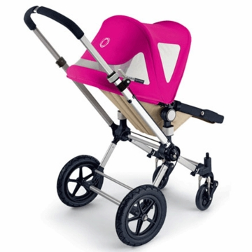 Bugaboo Cameleon Breezy CANVAS Canopy in Pink