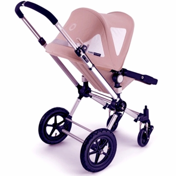 Bugaboo Cameleon Breezy CANVAS Canopy in Sand