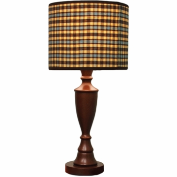 My Baby Sam Mad About Plaid in Blue Lamp