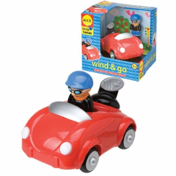 Alex Wind & Go Car