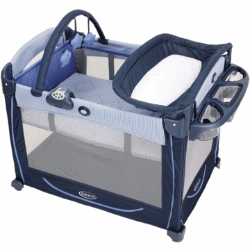 Graco Pack 'n Play Element Playard 1761378 Nolan (2010)
