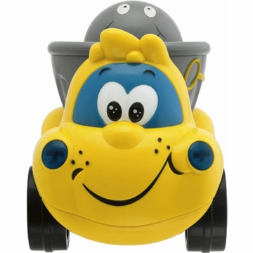 Chicco Funny Vehicle Dump Truck
