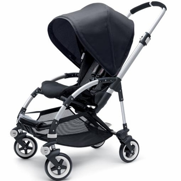 Bugaboo Bee Plus Stroller - Black / Black