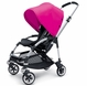 Bugaboo Bee Plus Stroller - Black / Pink