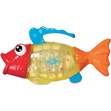 Munchkin Twisty Fish Bath Toy 18002