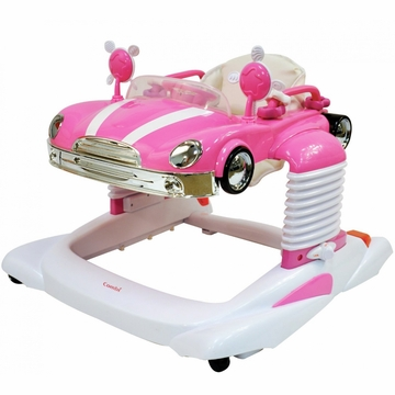 Combi All In One Activity Walker in Pink