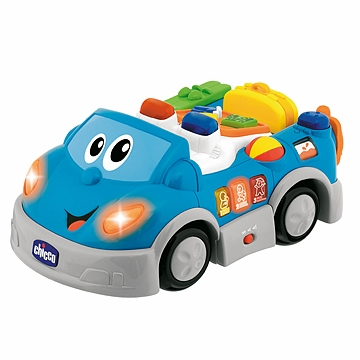 Chicco Talking Vacation Car