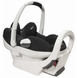 Maxi Cosi Prezi Infant Car Seat - White Base - Devoted Black