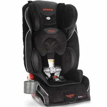 Diono Radian GTX Convertible Car Seat - Midnight