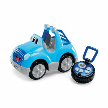 Chicco Radio Control ATV (Blue) - D