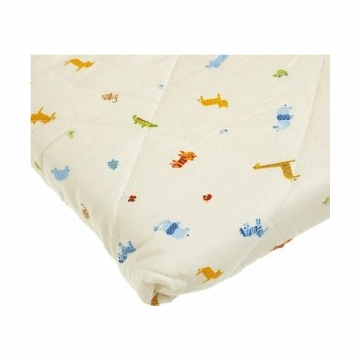 Carter's Quilted Playard Sheet - Animal