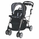 Graco RoomFor2 Classic Connect Stand & Ride Duo Stroller - Metropolis