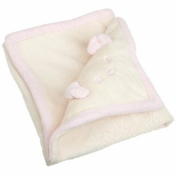 Carter's Keep Me Close Blanket in Pink