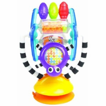 Sassy Harmonization Fascination Station Suction Toy