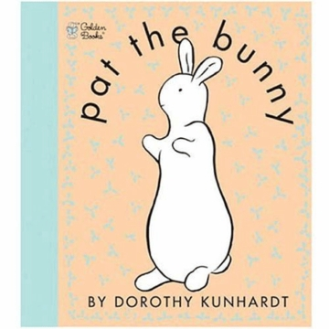 "Kids Preferred 5.5"" Pat The Bunny Book"
