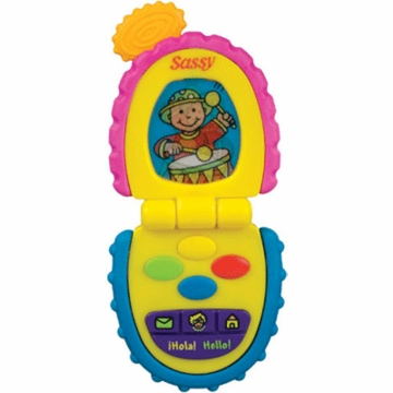 Sassy Take 'N Talk Phone