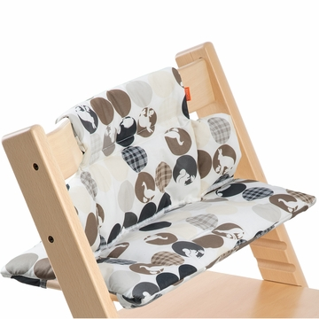 Stokke Tripp Trapp Cushion in Silhouette Black