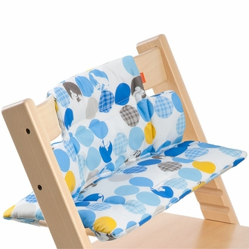 Stokke Tripp Trapp Cushion in Silhouette Blue
