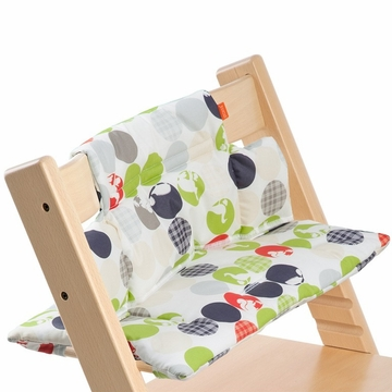 Stokke Tripp Trapp Cushion in Silhouette Green