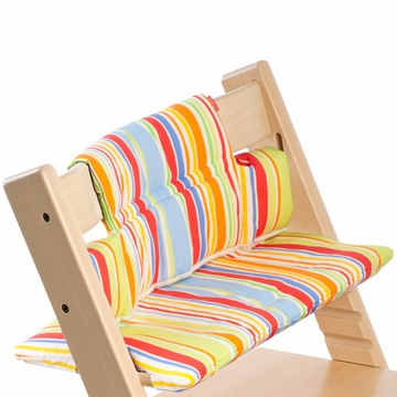 Stokke Tripp Tapp Cushions in Art Stripes