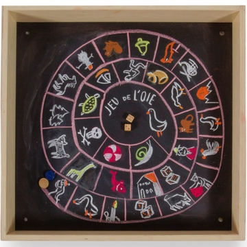 Oeuf Chalkboard Shadow Boxes - Set of 3