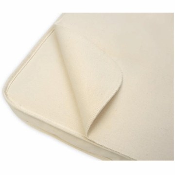 Naturepedic Waterproof Organic Cotton Protector Bassinet Pad