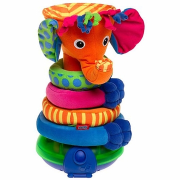Tiny Love Musical Stack & Play Elephant