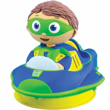 Super Why Hovering Why Flyer