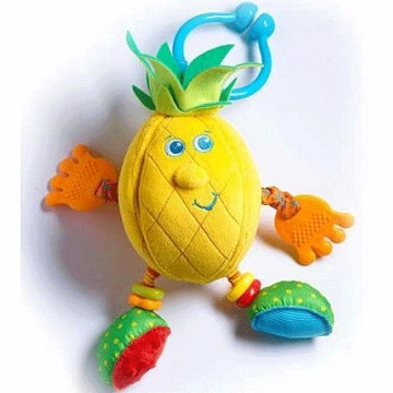 Tiny Love Peter Pineapple Fruity Pal