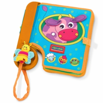 Tiny Love Touch & Discover Electronic Play Book