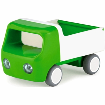 Kido Tip Truck in Green