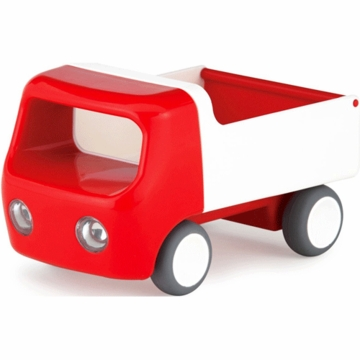 Kido Tip Truck in Red