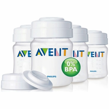 Avent BPA Free Breast Milk Storage Set