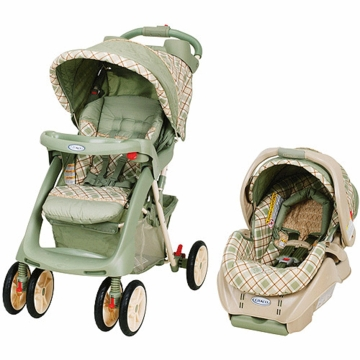 Graco Passage Travel System 1756482 Abbington