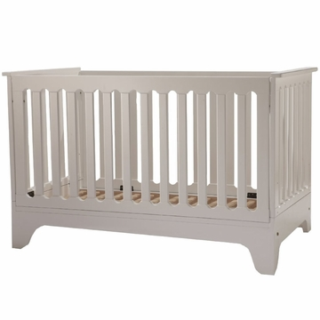 Pali Presto Crib in White