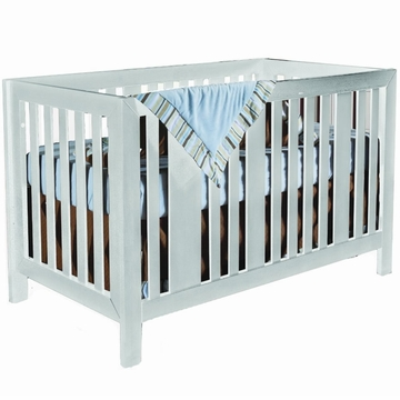 Pali Imperia Crib in White