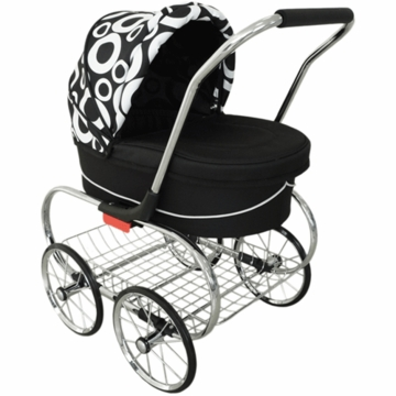 Valco Baby Princess Doll Stroller in Cirque