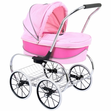 Valco Baby Princess Doll Stroller in Pink