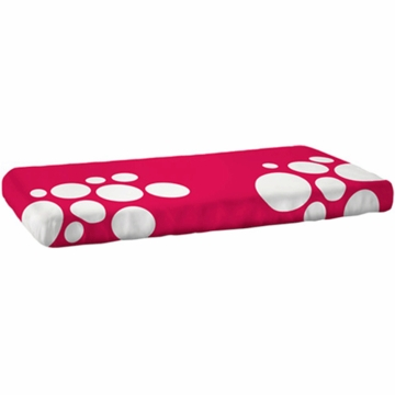 Nook Sleep System Fitted Crib Sheet Stepping Stone Blossom
