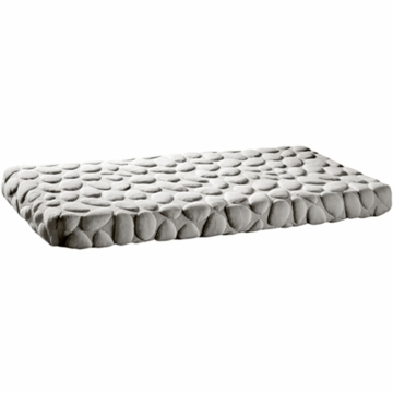 Nook Pebble Lite Crib Mattress in Cloud