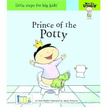 Now I'm Growing! Prince of the Potty - Little Steps for Big Kids!