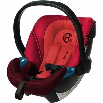 Cybex 2013 Aton Infant Car Seat - Poppy Red