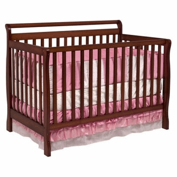 DaVinci Charleston 4-in-1 Crib Cherry