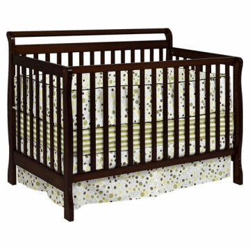 DaVinci Charleston 4-in-1 Crib Coffee