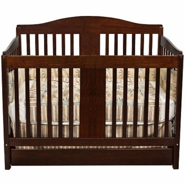 DaVinci Richmond 4-in-1 Convertible Crib Espresso