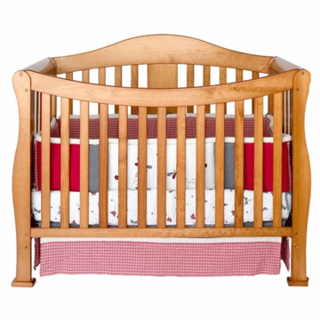 DaVinci Parker 4-in-1 Convertible Crib in Oak